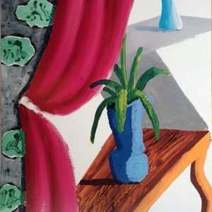 LACMA – Hockney Retrospective 1988 (Signed)