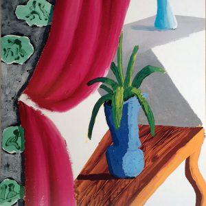 LACMA - Hockney Retrospective 1988 (Signed)