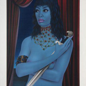 La Femme avec un Couteau (BAT)
