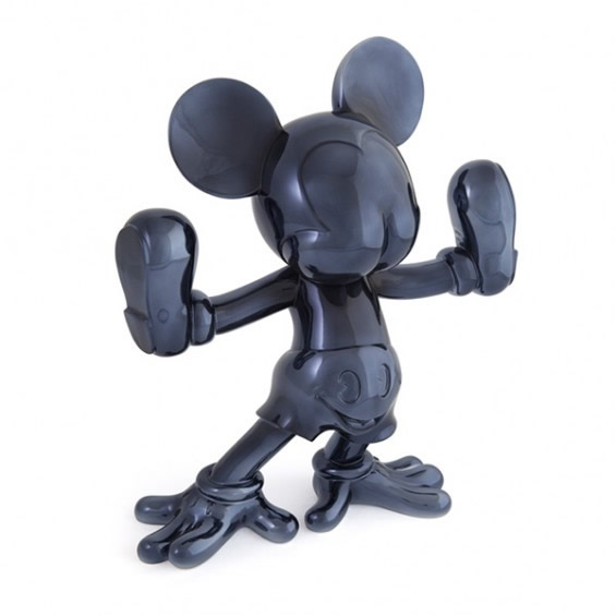 freaky mouse onyx blue by fidia falaschetti