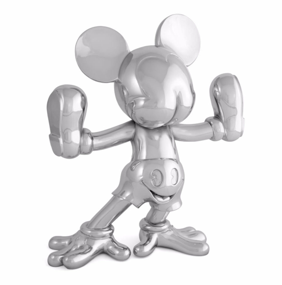 freaky mouse silver by fidia falaschetti