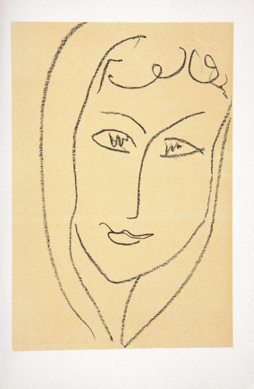 Henri Matisse Echos II