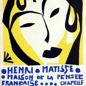 Henri Matisse - Maison de la Pensee Francaise