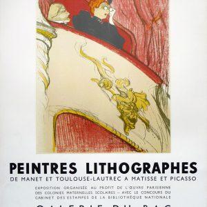 Peintres Lithographes - Galerie du Bac