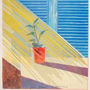 David Hockney: Prints 1954 – 1977 (Signed)