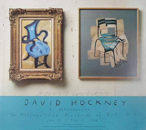David Hockney: A Retrospective (Signed)