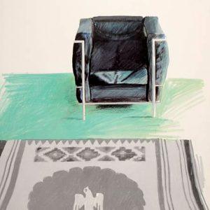 David Hockney at Andre Emmerich