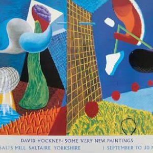 David Hockney: Some Very New Paintings