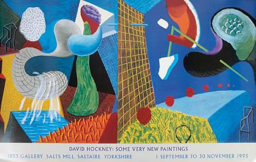 David Hockney  Le saviezvous  Musée Guggenheim Bilbao
