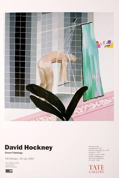 David Hockney: Seven Paintings