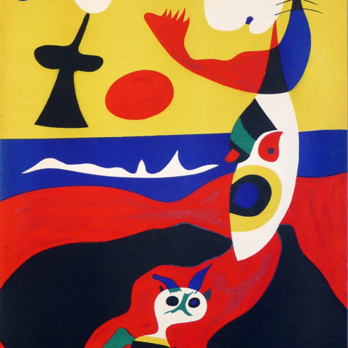 ete by joan miro