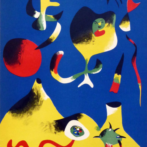air by joan miro