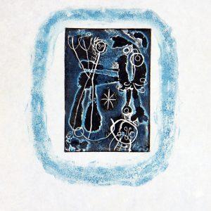 Joan Miro Anti Platon Dupin 316 Lithograph