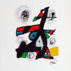 Joan Miro Melodie Acide 1216