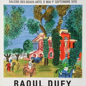 Raoul Dufy - Bordeaux