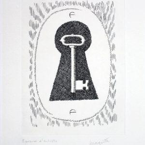 Rene Magritte Le Sourire du Diable