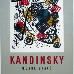 Wassily Kandinsky Oeuvre Grave Berggruen Cie