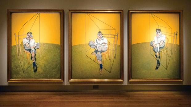 Francis Bacon Triptychs