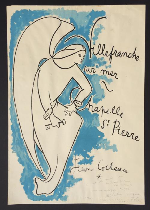 Jean Cocteau Villefranche sur Mer
