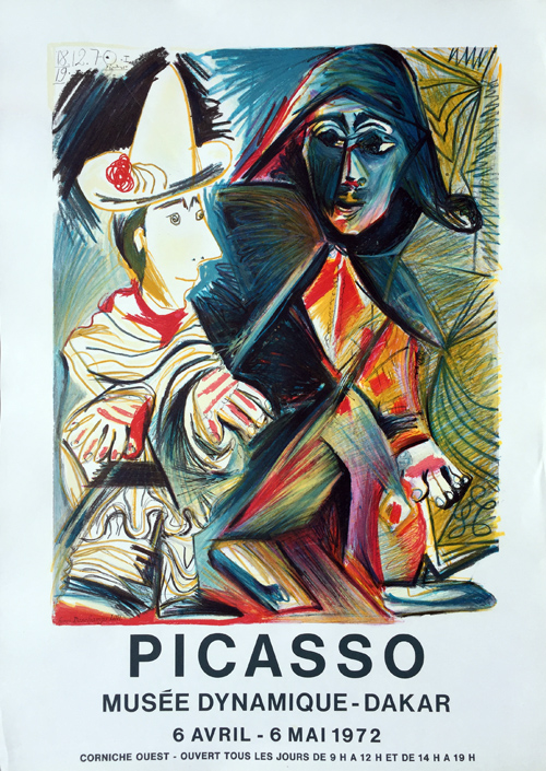 Picasso Musee Dynamique-Dakar