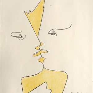 jean-cocteau-the-kiss-lithograph
