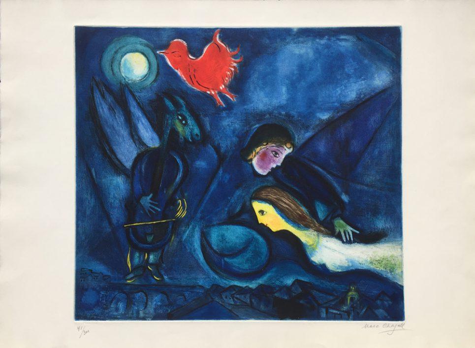 Marc Chagall Aleko