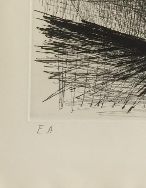 bernard-buffet-gazelle-1962-artist-proof