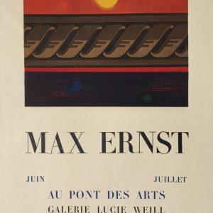 max-ernst-posters-au-pont-des-arts