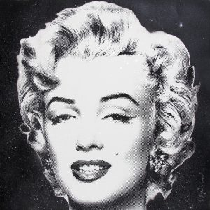 mr-brainwash-diamond-girl-marilyn-black