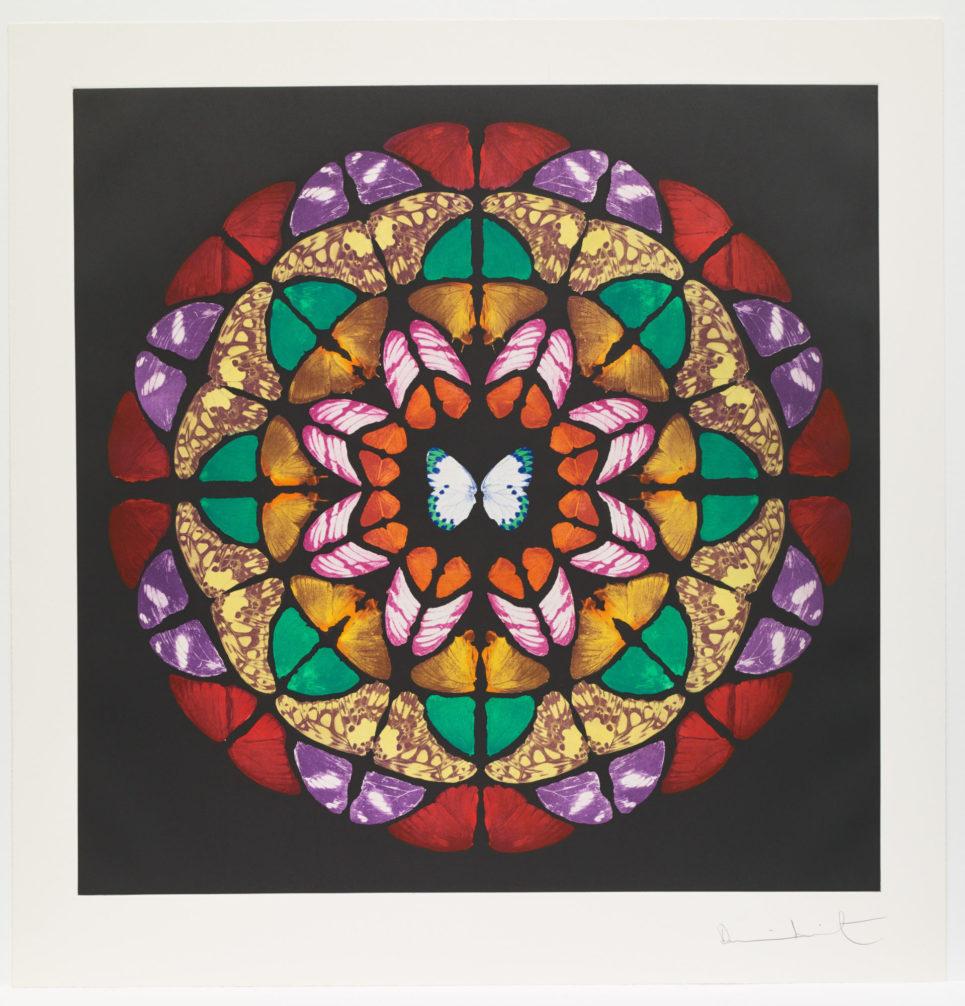 Damien Hirst Sanctum Altar