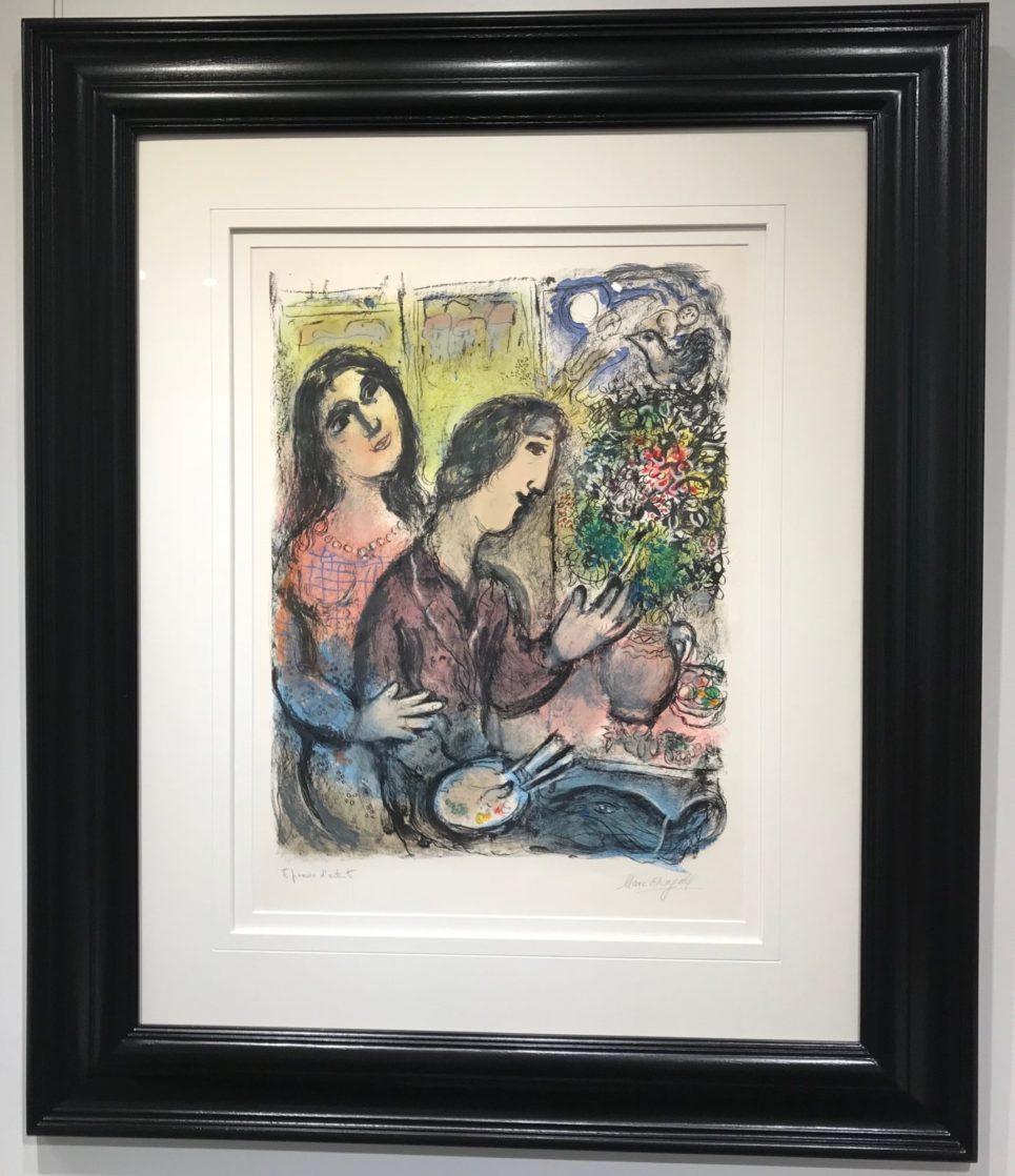 marc-chagall-la-femme-du-peintre-framed