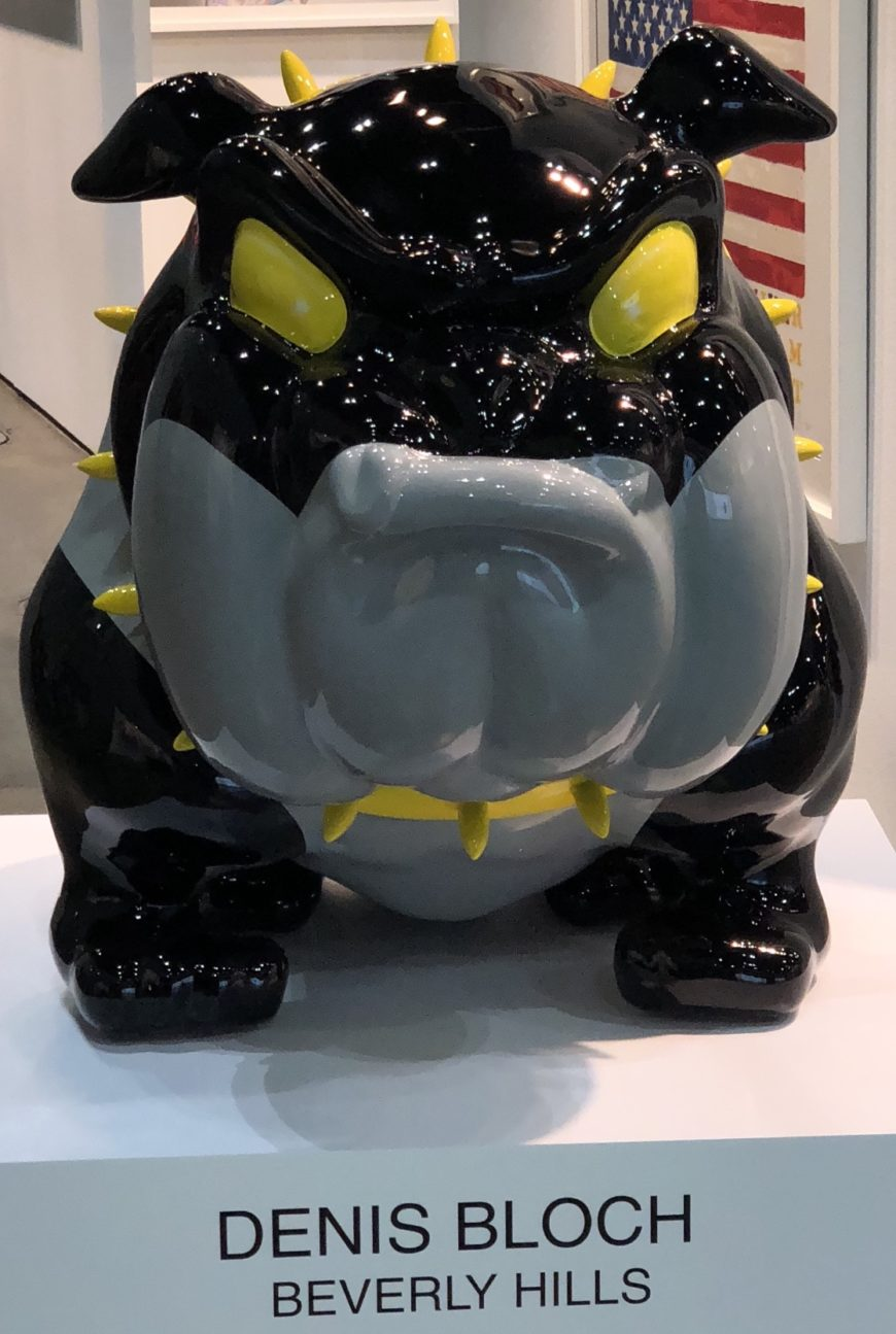 bulldog batman by frederic avella