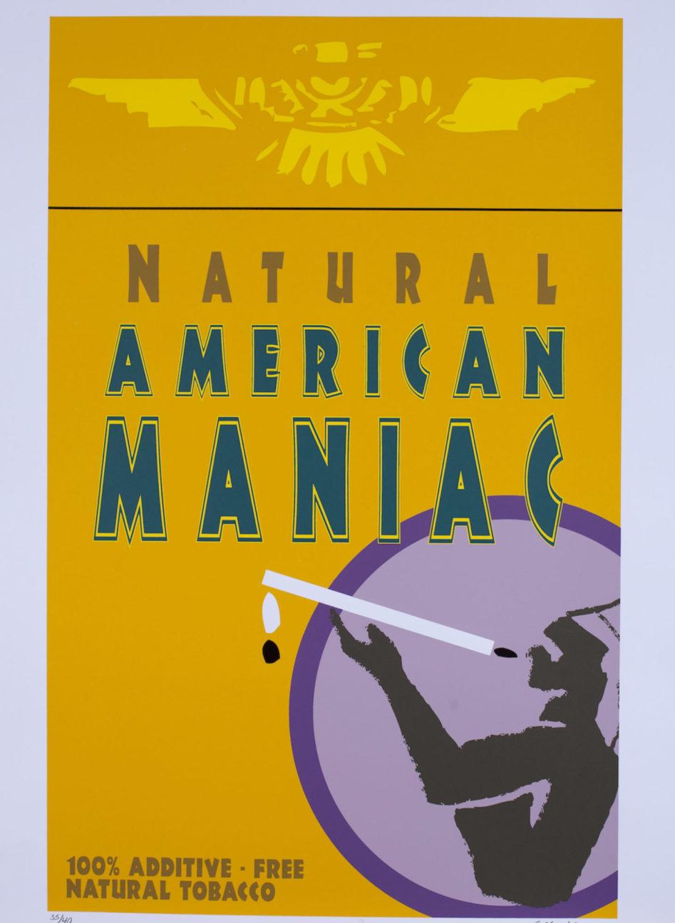 Bad Habits American Maniac by Kristin Simmons