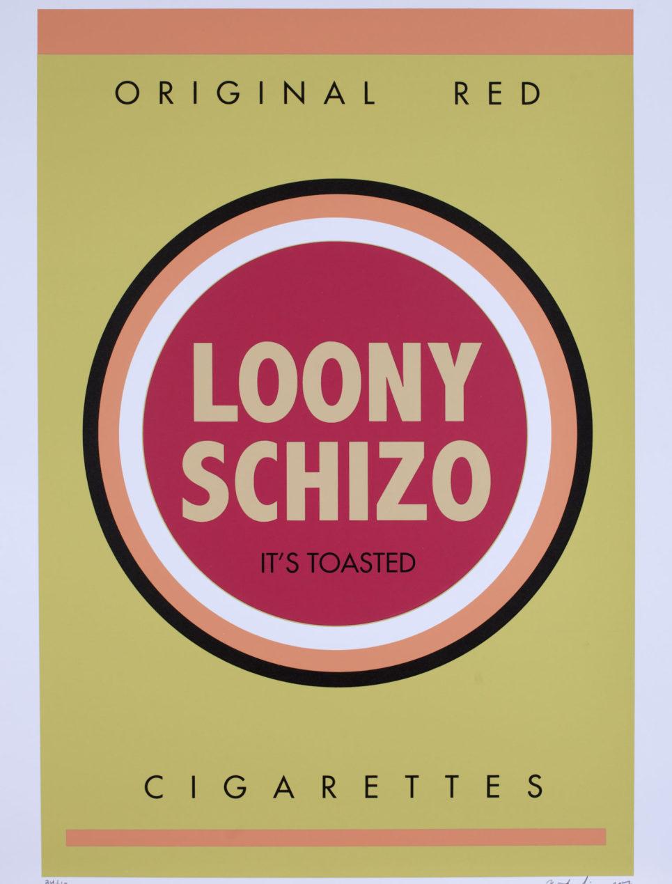 Bad Habits Loony Schizo by Kristin Simmons