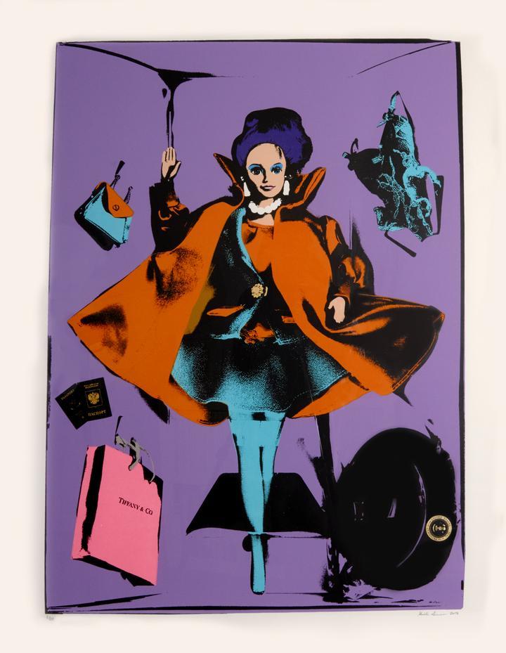 high heels high hopes purple by kristin simmons
