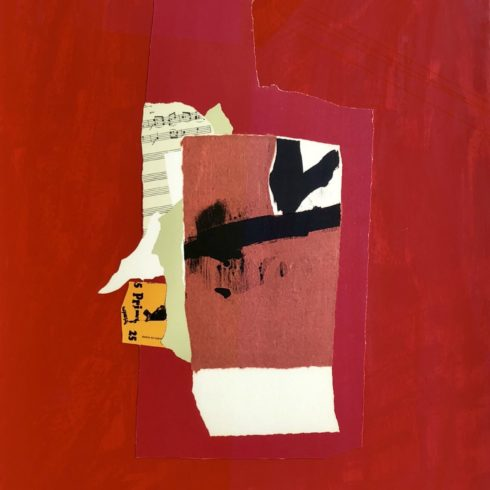 Redness of Red by Robert Motherwell