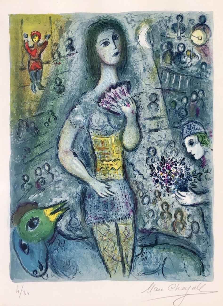 Marc Chagall Le Cirque (M521)