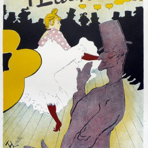 Henri Toulouse Lautrec Poster Galerie Artek