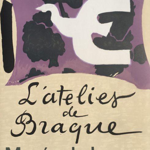 Atelier de Braque - Musee Louvre