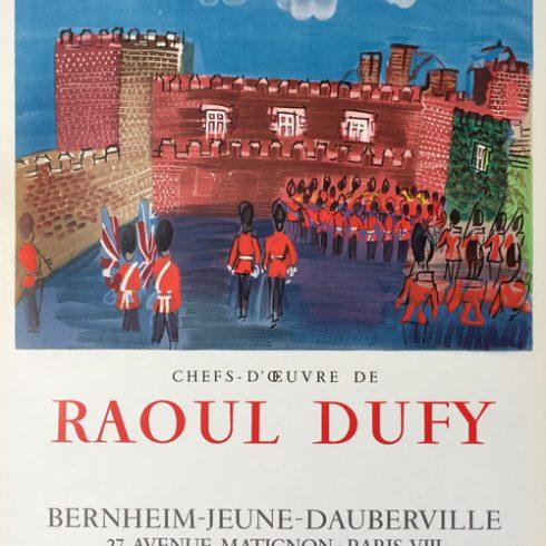 Chefs d'Oeuvres de Raoul Dufy
