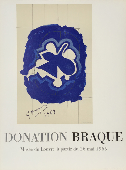 Donation Braque - Musee le Louvre