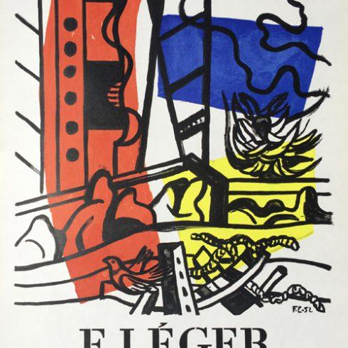 Fernand Leger Poster - Dessins et Gouaches