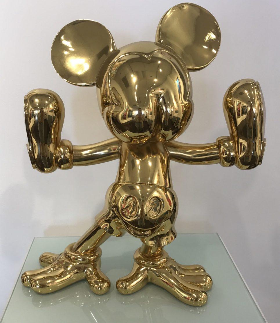 Fidia Falaschetti Freaky Mouse Gold 2