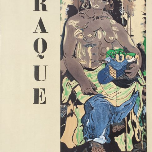 Georges Braque Editions Pierre Tisne