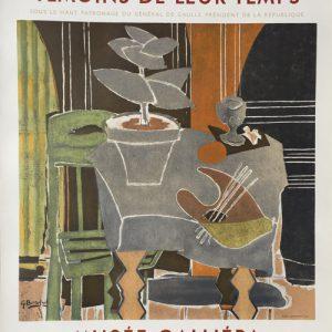 Georges Braque Musee Galliera Still Life