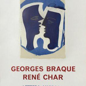 Georges Braque - Rene Char Engelberts