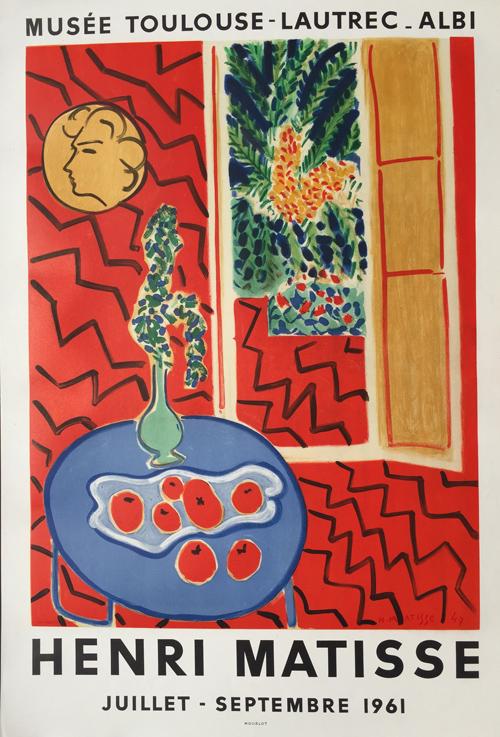 Henri Matisse Musee Toulouse Lautrec Albi