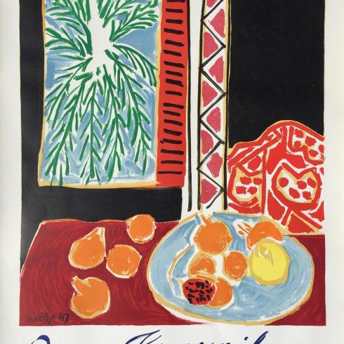 Henri Matisse - Nice Travail et Joie
