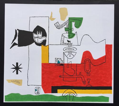 Le Corbusier Totem