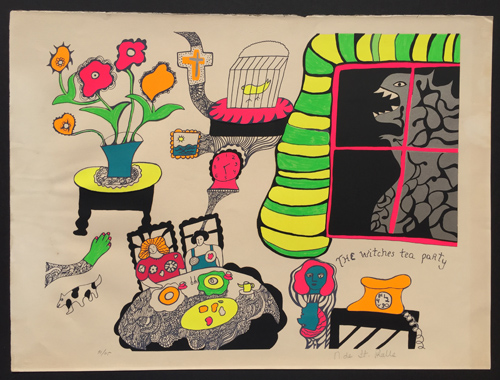 niki-saint-phalle-witches-tea-party